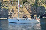 Immagine di MondoX - Sun Odyssey 45   Luxury sailing yacht   Vacanza a vela charter   Toscana