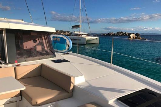 Immagine di Isole Pontine e Flegree   Crociera in catamarano cabin charter   Ponte Tutti i Santi
